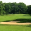 A view from the 17th fairway at Ridgemoor Country Club