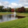 A fall view from Glenview Park Golf Club