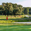 A view of a green at Glencoe Golf Club