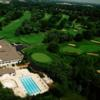 Aerial view from Calumet Country Club