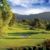 A view of a fairway at Welk Resort San Diego