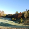 A fall view from Pebble Brook Golf Course