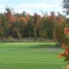 A fall view from Rogues Roost Golf & Country Club