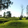 A view of a hole at Beaverdale Golf Club
