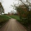 A fall view over a bridge at Brant Valley Golf Course