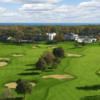 Aerial view from Exmoor Country Club