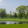 A view over the water from Ravinia Green Country Club
