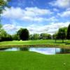 A view from a tee at Libertyville Golf Course