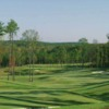 A view of fairway #14 from the Golf Club at Chapel Ridge