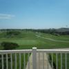 A view from the clubhouse at Derby Golf & Country Club