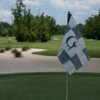 A view from a green at Greystone Golf & Country Club