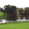 A view over the water of hole #9 at Wianno Club