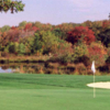 A view of a hole at Quashnet Valley Country Club