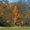 A fall view of a hole at Concordia Golf Club