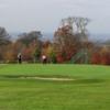A view of a green at Kilmashogue Golf Club