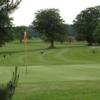 A view of the 9th green at Blessington Lakes Golf Club