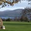 A view of the 3rd fairway at Blessington Lakes Golf Club