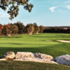 A view of a green at Eagle Rock Golf & Ski Resort