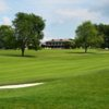 A view of a fairway at Hillendale Country Club