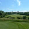 A view from the 18th tee at Hayfields Country Club