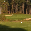 A view from a tee at Toddy Brook Golf Course