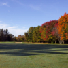 A view from a fairway at Riverside Golf Course