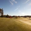 A view of a fairway at Riverside Golf Club