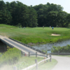 A view over a bridge at Portland Country Club