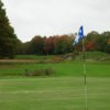 A fall view of a hole at Purpoodock Club