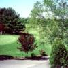 A view of green #2 at Salmon Falls Golf Club