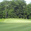 A view of a green at Naples Golf & Country Club