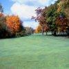 A view of a green at Viking Meadows Golf Club