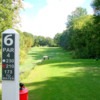 A view from tee #6 at Brightwood Hills Golf Course