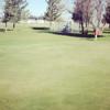A view of a green at Teton Lakes Golf Course
