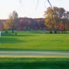 A view of a green at Rivercrest Golf Club