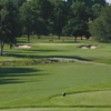 A view from a tee at Twin Oaks Country Club