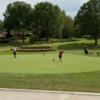 A view of the practice area at Fremont Hills Country Club