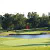 A view of the 10th hole at Charlotte Country Club
