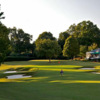 A view of fairway #9 at Charlotte Country Club