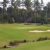 A view of a green at Waterford Golf Club