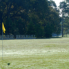 A view of a hole at Winthrop University Golf Course