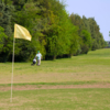 A view of a green at Winthrop University Golf Course