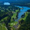 Aerial view from The Club at Irish Creek