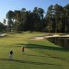 A view of a fairway at Prestonwood Country Club