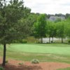 A view of a green at Heritage Golf Club