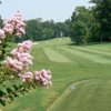 A view from a tee at Chapel Hill Country Club