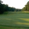 A view of a green at Chapel Hill Country Club