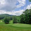 A view of a green at Dyersburg Golf Course (GolfDigest)