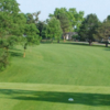 A view from a tee at College Heights Country Club