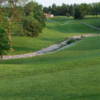 A view from College Heights Country Club